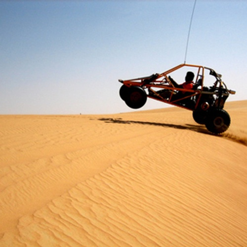 Ride a dune buggy in the desert - Bucket List Ideas