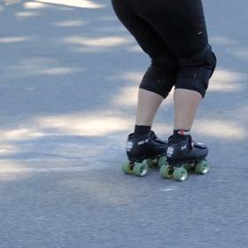 Be Good at Rollerskating Backwards - Bucket List Ideas