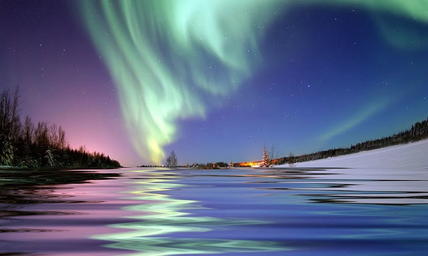 See the Aurora Borealis - Bucket List Ideas