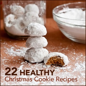 Bake healthy christmas cookies - Bucket List Ideas