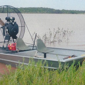 Airboat Across A Swamp - Bucket List Ideas
