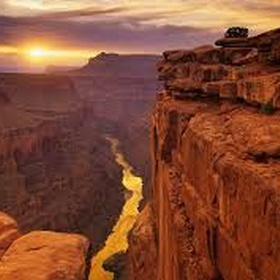 Visit The Grand Canyon at Sunset - Bucket List Ideas