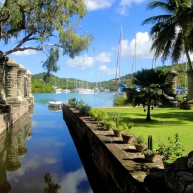 Visit Antigua Naval Dockyard - Bucket List Ideas