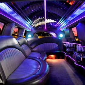 Ride in a limo - Bucket List Ideas