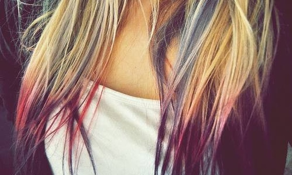 Dip Dye my hair - Bucket List Ideas