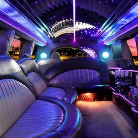 Ride in a limousine - Bucket List Ideas