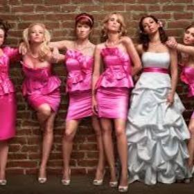 Be a brides maid/maid of honor - Bucket List Ideas