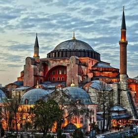 Take a tour in Hagia Sofia - Bucket List Ideas