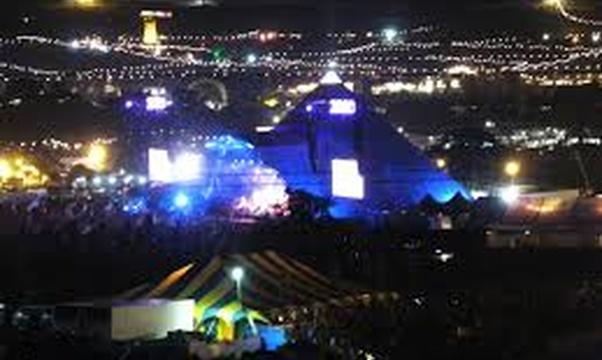 Go to Glastonbury Festival - Bucket List Ideas