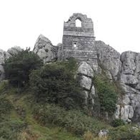 Visit Roche Rock Hermitage ruins ~England - Bucket List Ideas