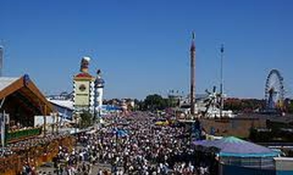 Go to oktoberfest - Bucket List Ideas