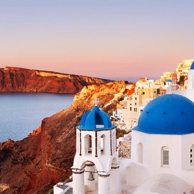 Visit Santorini - Bucket List Ideas