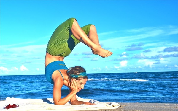 "Be able to do the ""scorpion"" yoga pose - Bucket List Ideas"