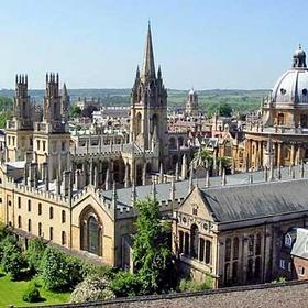 Visit the University of Oxford - Bucket List Ideas