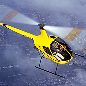Learn to fly a helicopter - Bucket List Ideas