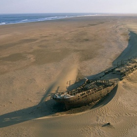 See the shipwrecks of the Skeleton Coast in Namibia - Bucket List Ideas