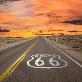 Ride on route 66 - Bucket List Ideas