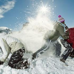 Have a Snowball Fight - Bucket List Ideas