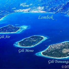 Visit the Gili Islands in Lombok, Indonesia - Bucket List Ideas