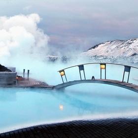 Swim in the blue lagoon in Iceland - Bucket List Ideas