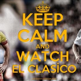 Go to see El Classico - Bucket List Ideas
