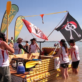 Attend the Darwin beer can regatta - Bucket List Ideas