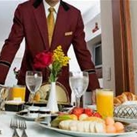 Order room service - Bucket List Ideas