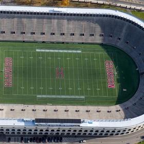 Run the steps in Harvard Stadium - Bucket List Ideas
