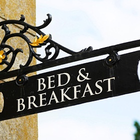 Stay at a bed and breakfast - Bucket List Ideas