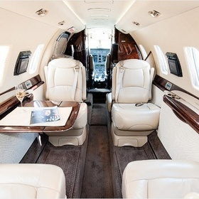 Fly in a Private Jet - Bucket List Ideas