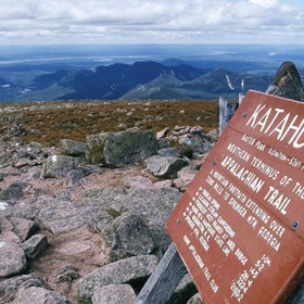 Hike the Appalachian Trail - Bucket List Ideas