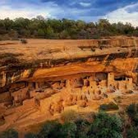 Visit the Cliff Palace in Mesa Verde National Park - Bucket List Ideas