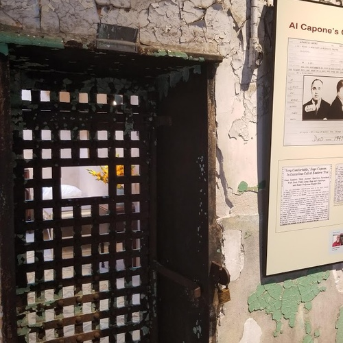 Visit an old prison - Bucket List Ideas