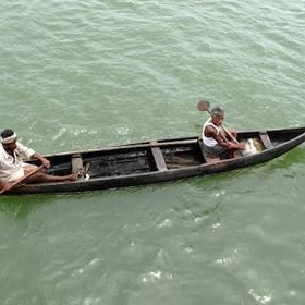 Ride on traditional wooden boat (vanji) - Bucket List Ideas