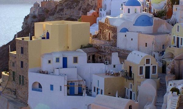 Go Greek Island hopping - Bucket List Ideas