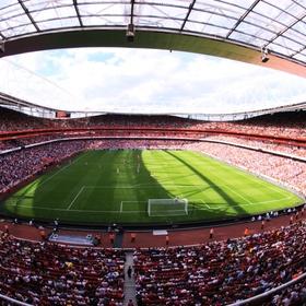 Watching football in  stadium - Bucket List Ideas
