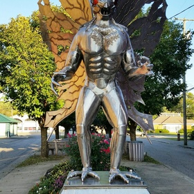Visit Point Pleasant-Home of the Mothman Legend - Bucket List Ideas