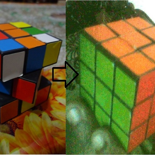 Learn how to solve a Rubik's Cube - Bucket List Ideas