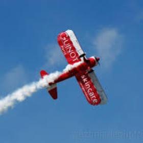Go in a stunt plane - Bucket List Ideas