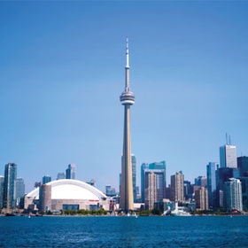 Climb the CN Tower - Bucket List Ideas