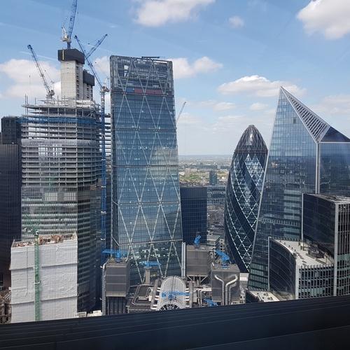 Visit sky garden in london - Bucket List Ideas