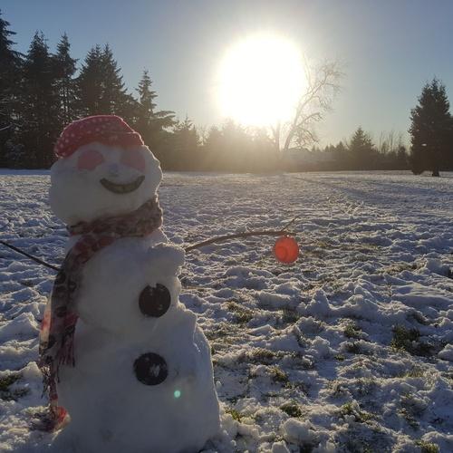 Build a proper snow man - Bucket List Ideas