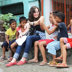 Volunteer abroad for a month - Bucket List Ideas