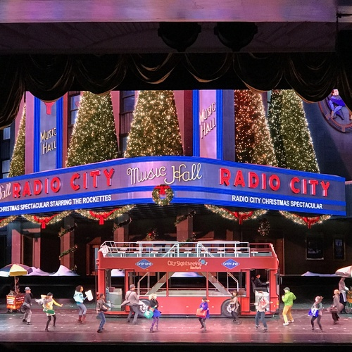 See the Rockettes Live in Radio City - Bucket List Ideas