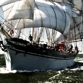 Sail on the Elissa - Bucket List Ideas