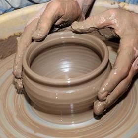 Make something on a pottery wheel - Bucket List Ideas