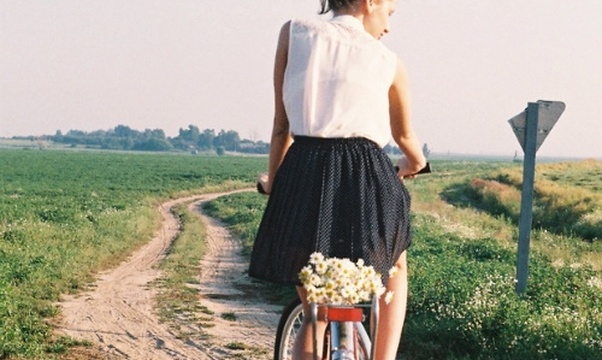 Learn how to ride a bike - Bucket List Ideas