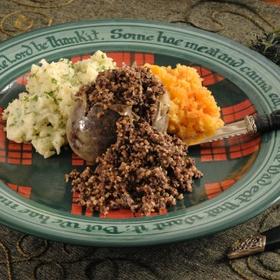 Try Haggis in Scotland - Bucket List Ideas