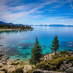 Visit Sand Harbor at Lake Tahoe - Bucket List Ideas