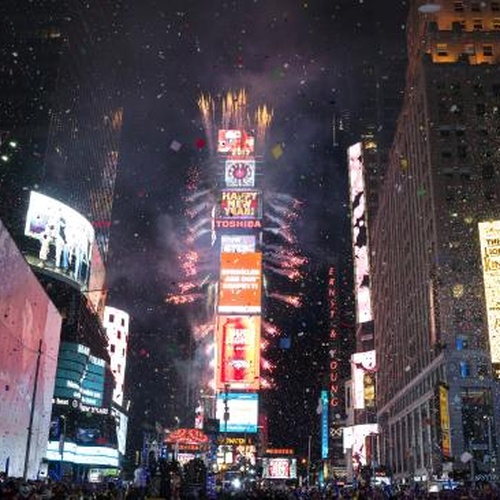 Celebrate New Years Eve in New York City - Bucket List Ideas